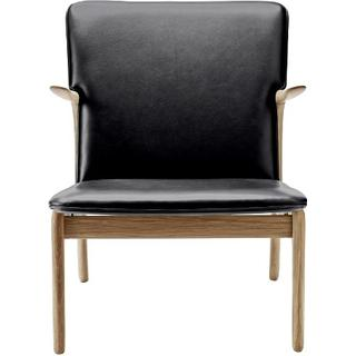 Carl Hansen OW124 Leather Loungestol