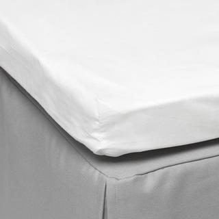 Mille Notti Pousada Lagner Hvid (210x160cm)