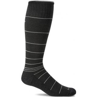 Sockwell Circulator Men - Black Stripe