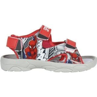 Cerda Spiderman Sandals - Grey/Red
