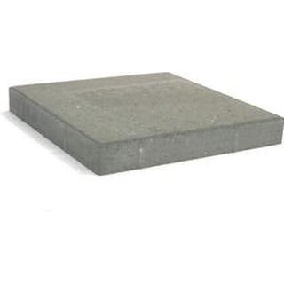 Havefliser 100406237 400x400x50mm Gray