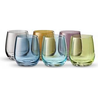Dacore Indfarvet Drikkeglas 4 stk