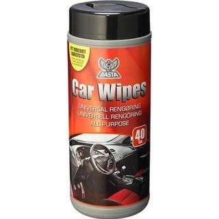 Basta Car Wipes Universal Cleaner 40 pcs