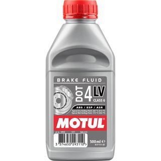 Motul DOT 4 LV 500ml Bremsevæske