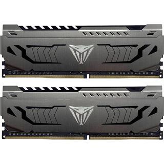 Patriot Viper Steel DDR4 3200MHz 2x32GB (PVS464G320C6K)