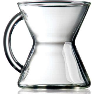 Chemex Håndlavet Glaskrus 0.3L