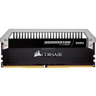 Corsair Dominator Platinum RGB LED DDR4 3200MHz 4x32GB (CMT128GX4M4C3200C16)