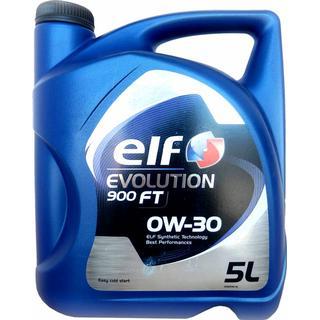 Elf Evolution 900 FT 0W-30 5L Motorolie