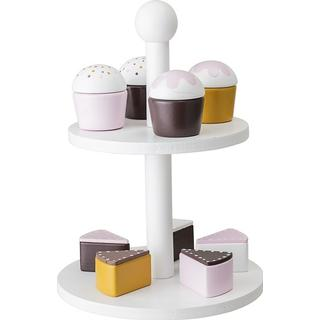Bloomingville Toy Food Cake Stands