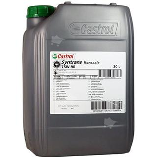 Castrol Syntrans Transaxle 75W-90 20L Gearkasseolie