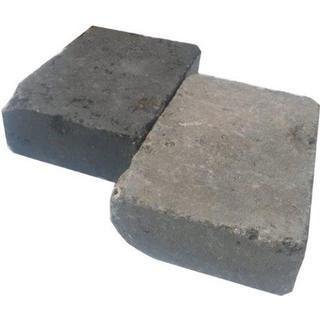 Herregårdssten 100404026 210x140x60mm Gray