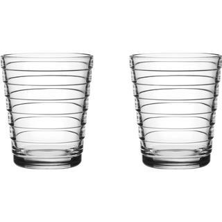 Iittala Aino Aalto Drikkeglas 22 cl 2 stk