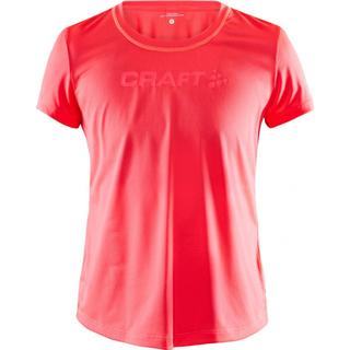 Craft Core Essence SS Mesh Tee Women - Crush