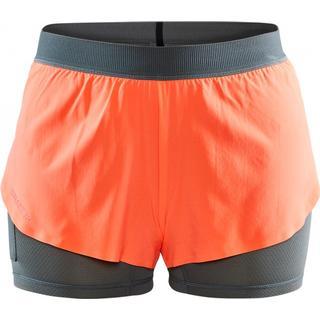 Craft Vent 2in1 Racing Shorts Women - Shock