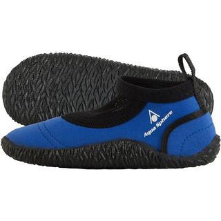 Aqua Sphere Jr Beachwalker - Blue/Black