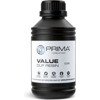 PrimaCreator Value UV / DLP Resin 500ml