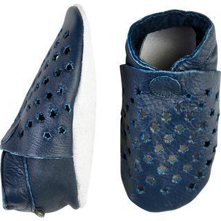CeLaVi Baby Shoes - Dark Blue