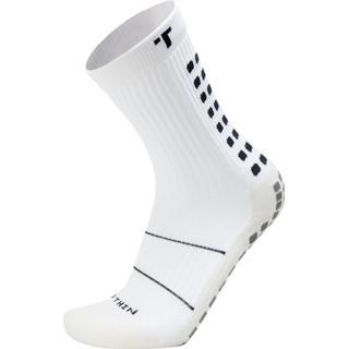 Tru Sox Mid Calf Thin Socks Unisex - White