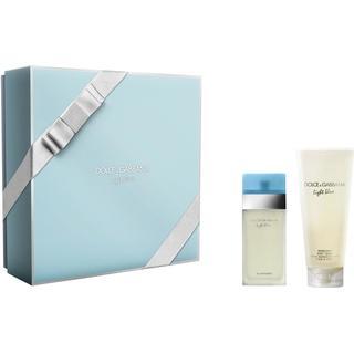 Dolce & Gabbana Light Blue EdT 100ml + Body Cream 100ml Giftset