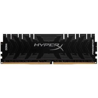 Kingston HyperX Predator Black DDR4 4000MHz 8GB (HX440C19PB4/8)