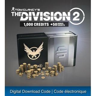 Ubisoft Tom Clancy's The Division 2 - 1050 Premium Credits - PS4