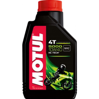 Motul 5000 4T 10W-40 1L Motorolie