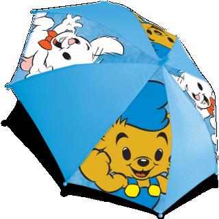 BagBoy Teddy Bear Umbrella Paw Patrol Blue