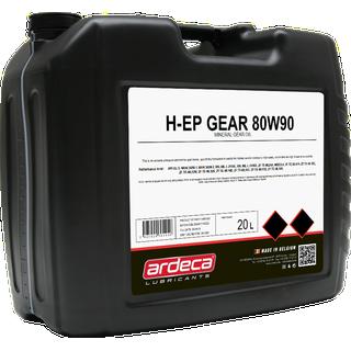 Ardeca GL5 H-EP Gear 80W-90 20L Gearkasseolie