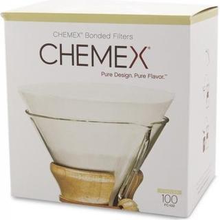 Chemex FC-100 Pre Folded Round Filter 100pcs