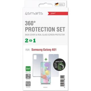 4smarts 360° Protection Set for Galaxy A51