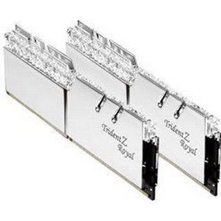 G.Skill Trident Z Royal Silver DDR4 3600MHz 2x32GB (F4-3600C18D-64GTRS)