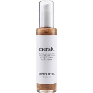 Meraki Shimmer Dry Oil 50ml