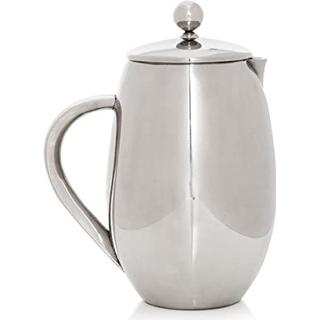 Sabichi Double Wall Stainless Steel Cafetiere 6 Cup