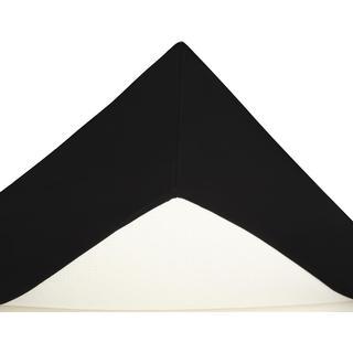 By Night Envelope Lagner Sort (200x140cm)