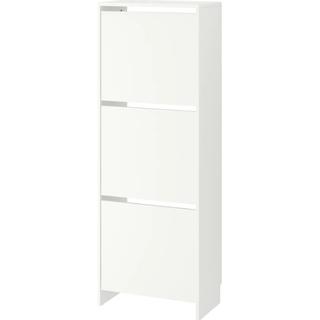 Ikea Bissa 135cm Skohylde