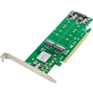 MicroConnect PCIE-ASM2824-X4