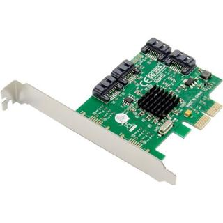 MicroConnect PCIE-88SE9230-4