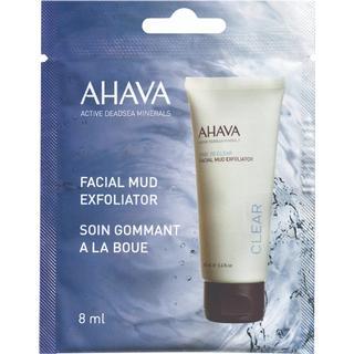 Ahava Time to Clear Facial Mud Exfoliator 8ml