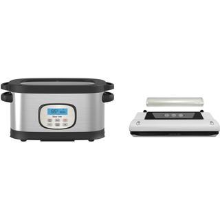 Steba WIFI Sous Vide with Vacuum Sealer