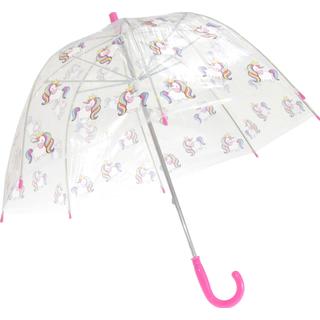 Susino X-Brella Transparent Umbrella Unicorn (UTUM326)