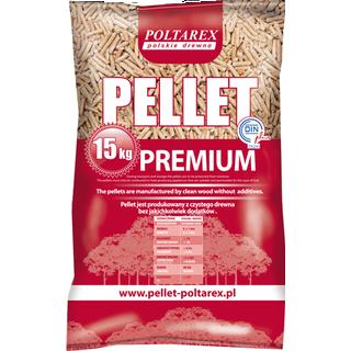 Poltarex Premium Træpiller 6mm 990kg