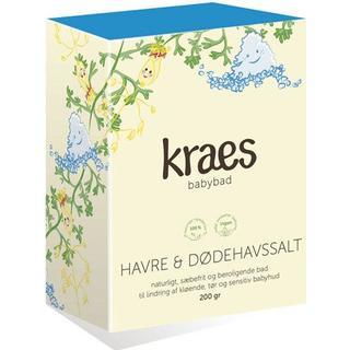 Kraes Babybad Havre & Dødehavssalt 200g