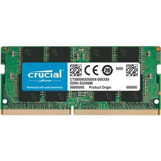 Crucial SO-DIMM DDR4 3200MHz 16GB (CT16G4SFRA32A)