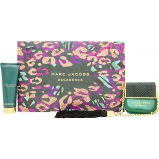 Marc Jacobs Decadence Gavesæt EdP 50ml + Body Lotion 75ml
