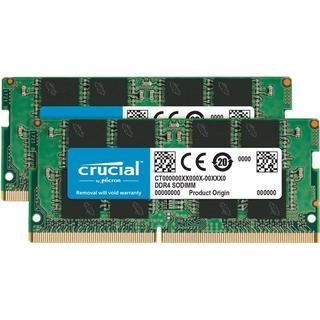 Crucial SO-DIMM DDR4 3200MHz 2x8GB (CT2K8G4SFRA32A)