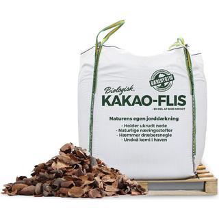Kakao-Flis Biologisk Kakao-flis Big-Bag 2000L