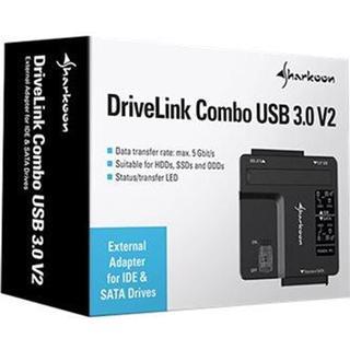 Sharkoon DriveLink Combo USB 3.0 V2