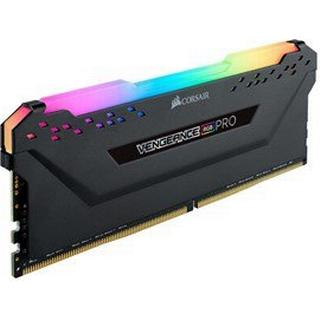 Corsair Vengeance Black RGB LED Pro DDR4 3200MHz 8GB (CMW8GX4M1Z3200C16)