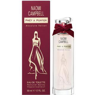Naomi Campbell Pret-A-Porter Absolute Velvet EdT 30ml