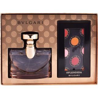Bvlgari Splendida Rose Rose Parfumesæt EdP 100ml + Silk Headband